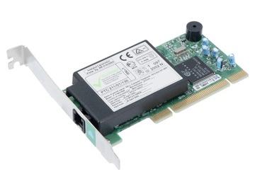 МОДЕМ PCI F-1156I / R2F РАЗМЕР DELL E521 D1490  доставка товаров из Польши и Allegro на русском