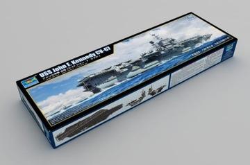 ТРУБАЧ 06716 - 1:700 USS John F. Kennedy CV-67 доставка товаров из Польши и Allegro на русском