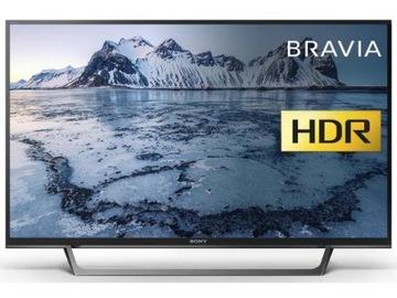 Телевизор SONY KDL40WE660 Smart TV - повреждение доставка товаров из Польши и Allegro на русском