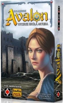 Авалон - Рыцари Короля Артура доставка товаров из Польши и Allegro на русском