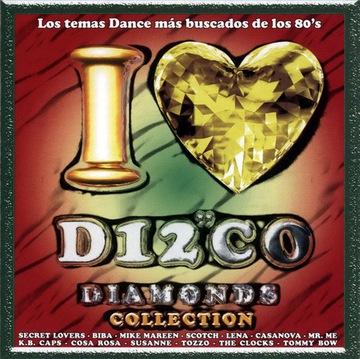 I Love Disco Diamonds Collection Vol. 42 CD Итало доставка товаров из Польши и Allegro на русском