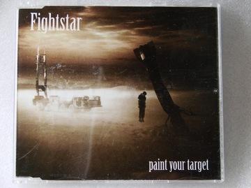 Fightstar - Paint Your Target Singiel UK BDB доставка товаров из Польши и Allegro на русском