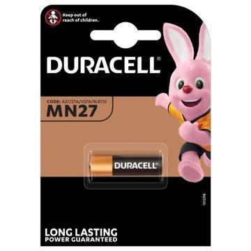 Щелочная батарейка Duracell MN27 A27 L828 12V доставка товаров из Польши и Allegro на русском
