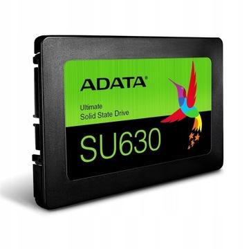 ТВЕРДОТЕЛЬНЫЙ накопитель Adata 240 ГБ SU630 3D QLC 520/450 SATA3 доставка товаров из Польши и Allegro на русском