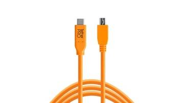 TETHER TOOLS kabel USBC- USB2 Mini-B 5Pin CUC2415 доставка товаров из Польши и Allegro на русском