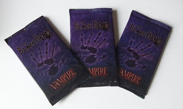 Vampire the Eternal VTES Booster Black Hand HIT !! доставка товаров из Польши и Allegro на русском