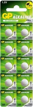 10x Bateria GP LR54 LR1130 AG10 G10 189 do zegarka доставка товаров из Польши и Allegro на русском