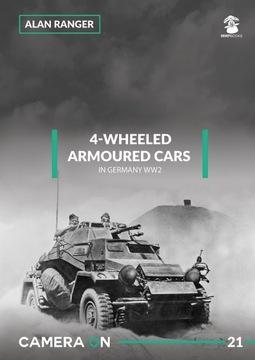 4-Wheeled Armoured Cars in Germany WW2 доставка товаров из Польши и Allegro на русском