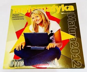 Matura 2012 / KURS / matematyka / CD / dwa poziomy доставка товаров из Польши и Allegro на русском