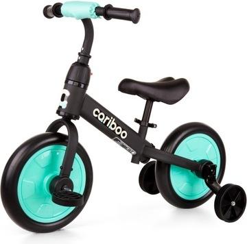 Детский трехколесный велосипед беговой для детей Cariboo 3 в 1 доставка товаров из Польши и Allegro на русском