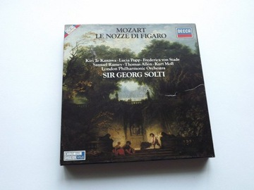 Mozart - Le Nozze Di Figaro 2MC Sir Georg Solti доставка товаров из Польши и Allegro на русском