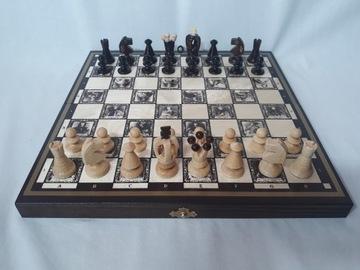 Шахматный набор польских королей доставка товаров из Польши и Allegro на русском