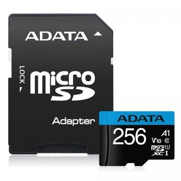 Карта памяти microSD Премьер-256GB UHS1/CL10/A1 доставка товаров из Польши и Allegro на русском