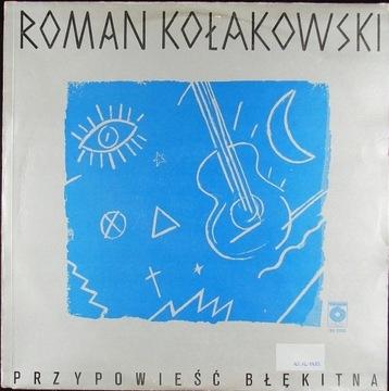 ROMAN KOŁAKOWSKI - Przypowieść Błękitna - EX доставка товаров из Польши и Allegro на русском