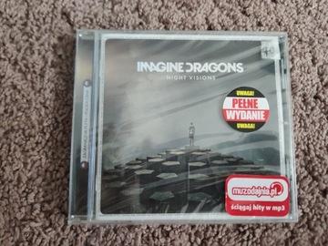 Imagine Dragons - Night Vision доставка товаров из Польши и Allegro на русском