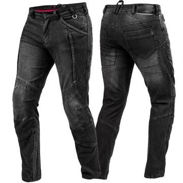 SHIMA GHOST spodnie jeans motocyklowe GRATISY доставка товаров из Польши и Allegro на русском