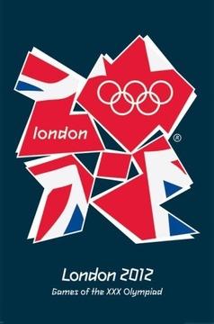 London 2012 Олимпийский Флаг-Плакат 61x91,5 SALE! доставка товаров из Польши и Allegro на русском
