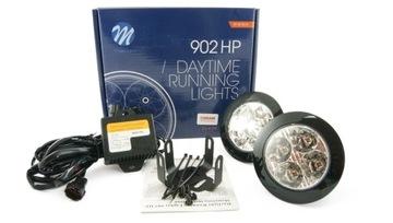 Света вождения свет LED DRL КРУГЛЫЕ OSRAM W5W доставка товаров из Польши и Allegro на русском