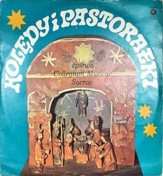 LP KOLĘDY I PASTORAŁKI COLLEGIUM MUSICAE SACRAE доставка товаров из Польши и Allegro на русском