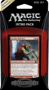 MtG: Magic 2013: Mob Rule Intro Pack доставка товаров из Польши и Allegro на русском