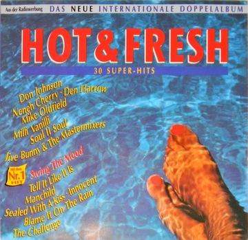 Hot & Fresh 2 1989 SKŁ 2x12'' Bad Boys Blue доставка товаров из Польши и Allegro на русском
