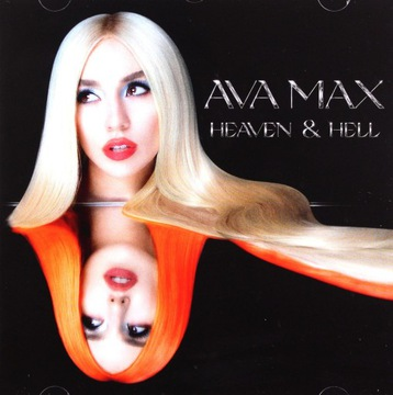 AVA MAX: HEAVEN+HELL (CD) доставка товаров из Польши и Allegro на русском