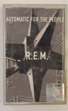 JVR  R. E. M. – Automatic for the People доставка товаров из Польши и Allegro на русском