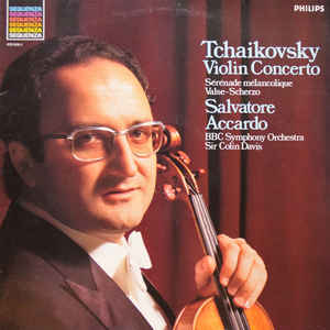 M - Tchaikovsky Accardo Davis - Violin Concerto доставка товаров из Польши и Allegro на русском