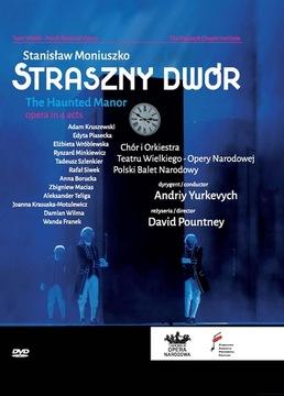 Moniuszko Straszny Dwór - Opera NIFC DVD 2019 доставка товаров из Польши и Allegro на русском
