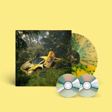 O.S.T.R. HADES - HAO2 LP vinyl splatter + 2CD LTD доставка товаров из Польши и Allegro на русском