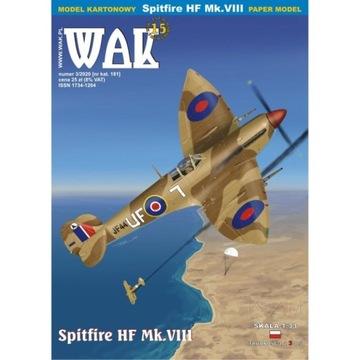 ОАК 3/20 - Истребитель Spitfire HF Mk.VIII, 1:33 доставка товаров из Польши и Allegro на русском