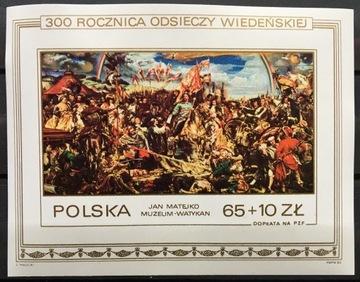 Блок Bl. 123 (79) ** 1983-я годовщина Помощи Wied. доставка товаров из Польши и Allegro на русском