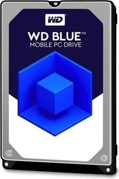 Новый жесткий диск WD BLUE 2.5