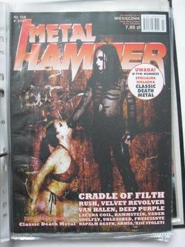 Metal Hammer Nr08'04 Cradle Of Filth Deep Purple доставка товаров из Польши и Allegro на русском
