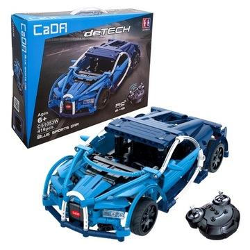 Кирпичи, совместимые с LEGO Technic Bugatti RC 419e  доставка товаров из Польши и Allegro на русском