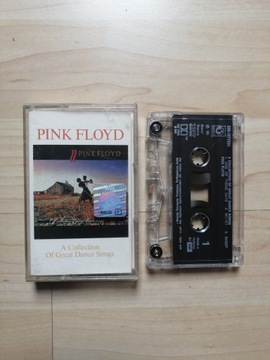 Kaseta Pink Floyd Collection of great dance songs доставка товаров из Польши и Allegro на русском