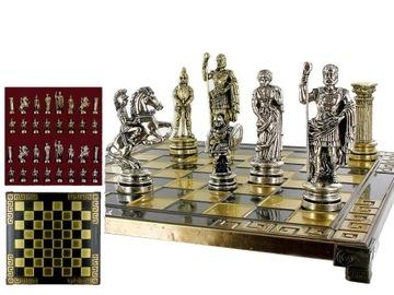 Шахматы - Роман Chess Set доставка товаров из Польши и Allegro на русском