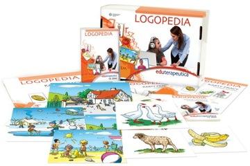 Eduterapeutica Логопедия расширенная + REREK доставка товаров из Польши и Allegro на русском