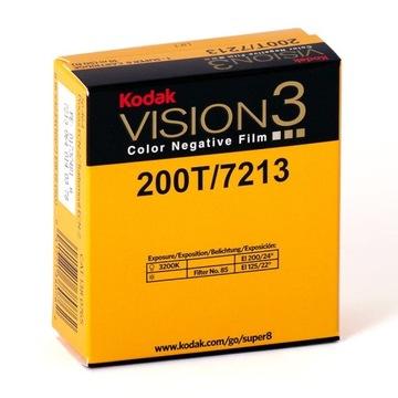 KODAK Vision3 200Т Супер 8/15 м видео негатив цвет доставка товаров из Польши и Allegro на русском