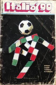 SKARB KIBICA ITALIA 1990 PIŁKA NOŻNA доставка товаров из Польши и Allegro на русском