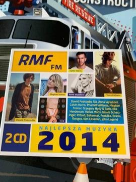 RMF FM najlepsza muzyka 2014 доставка товаров из Польши и Allegro на русском