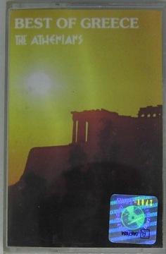 GREECE-Best of: The ATHENIANS [картридж MC] Новая доставка товаров из Польши и Allegro на русском