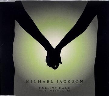 MICHAEL JACKSON AND AKON: HOLD MY HAND (MAXISINGLE доставка товаров из Польши и Allegro на русском
