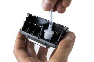 Комплект для очистки печатающих головок для HP 655 364 доставка товаров из Польши и Allegro на русском