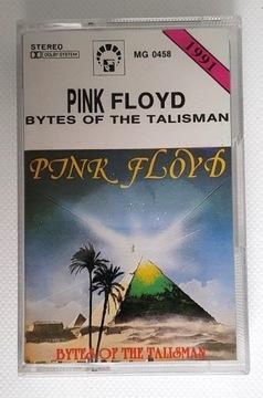 PINK FLOYD BYTES OF THE TALISMAN kaseta audio доставка товаров из Польши и Allegro на русском