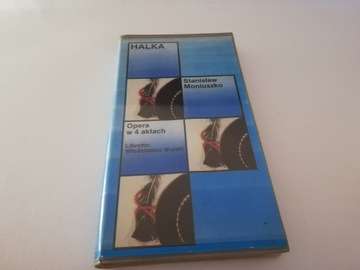 Станислав Монюшко - Халка 3 кассеты Муза 1990  доставка товаров из Польши и Allegro на русском