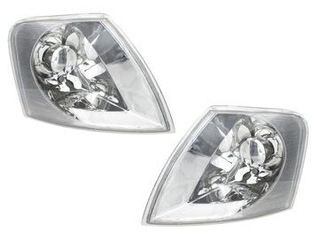 фонарь указателя поворота CLEAR Л+П для VW Passat B5 96-00 доставка товаров из Польши и Allegro на русском