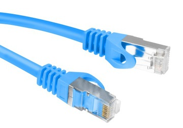 Kabel sieciowy LAN do internetu RJ45 FTP 15m GOLD доставка товаров из Польши и Allegro на русском