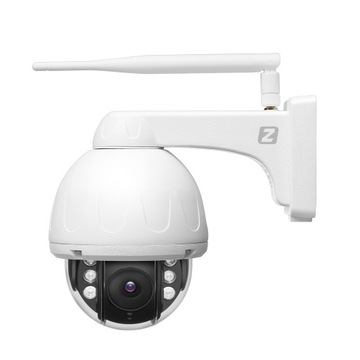 Наружная камера, вращающийся Wi-Fi 5 МП x 4 МП x  доставка товаров из Польши и Allegro на русском