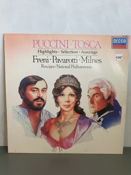Puccini / Tosca / Pavarotti / Freni - Highlights доставка товаров из Польши и Allegro на русском